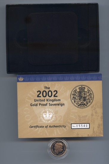 2002 proof sov obv
