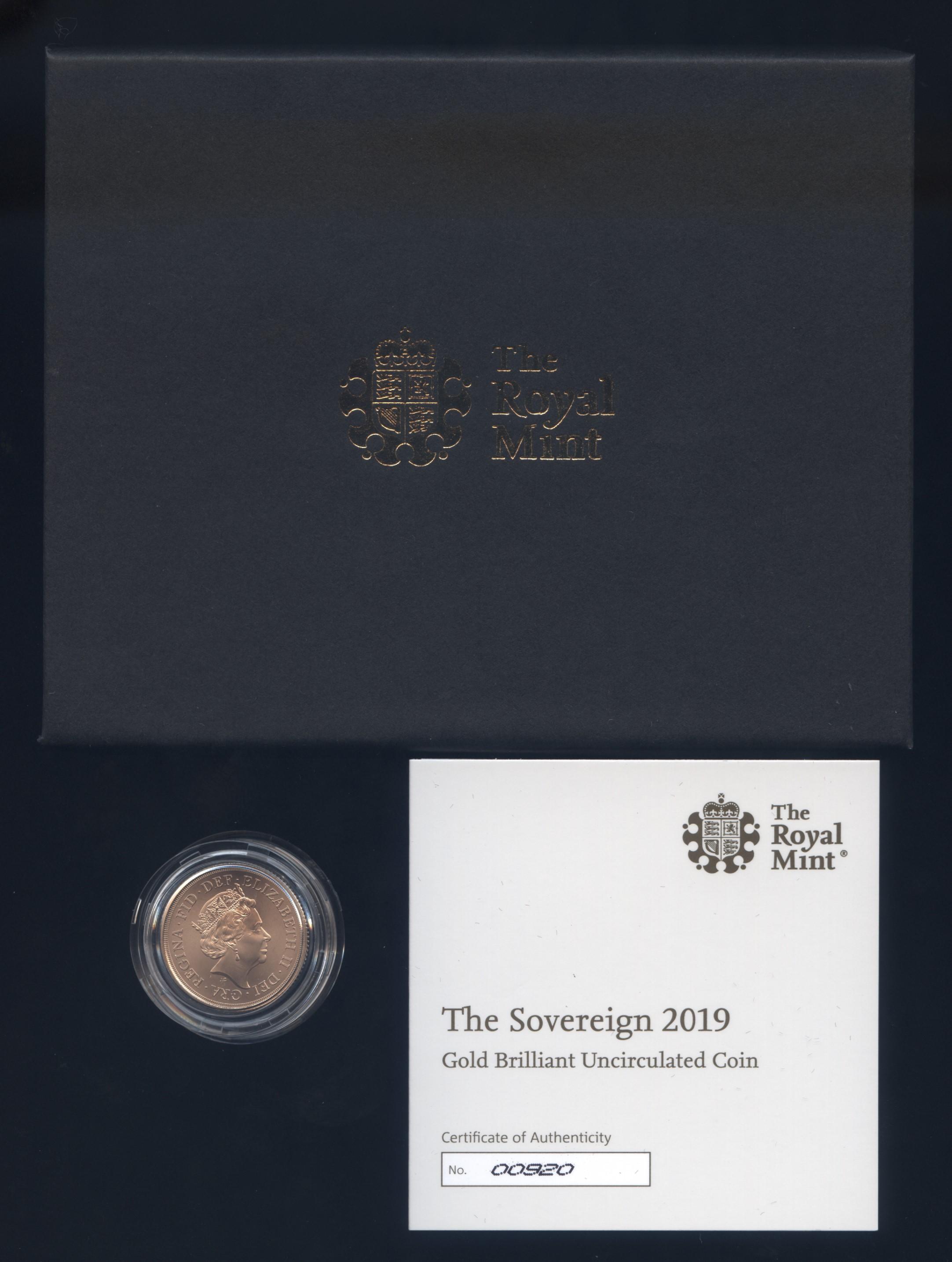 2019 matt sovereign obv