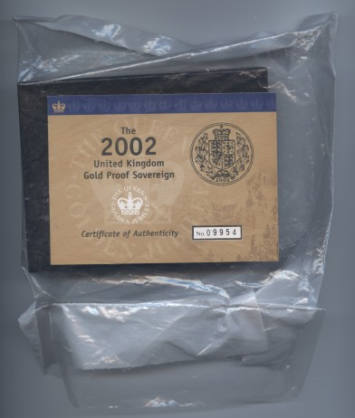 2002 proof sov sealed