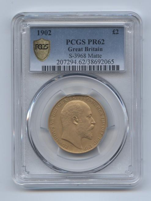 1902 mp two pound obv