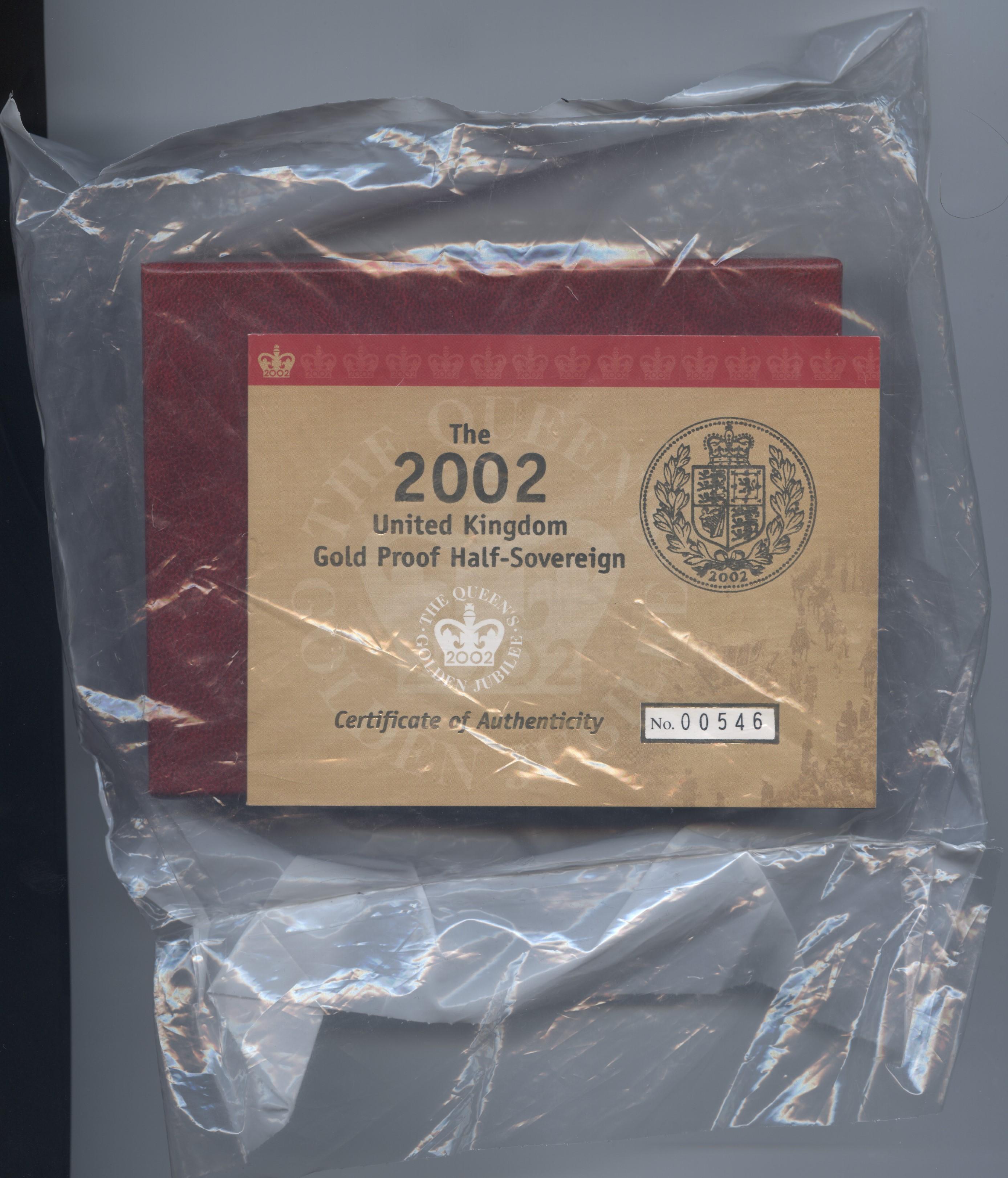 2002 half sov sealed obv